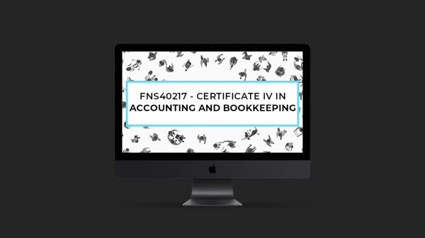 Accounting and bookkeeping course